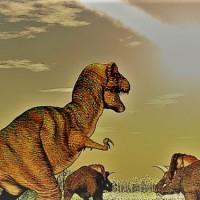 La desaparición de los dinosaurios no se debió a las erupciones volcánicas