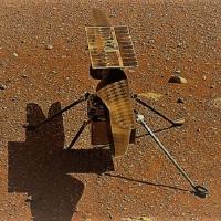 ¡Despegar!  El primer vuelo a Marte lanza una nueva forma de explorar mundos